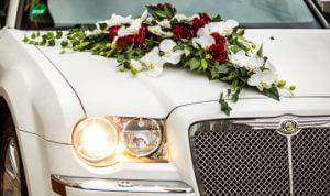 Limousine für die Hochzeit in Stuttgart