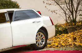 Hochzeitsauto - Stretchlimo
