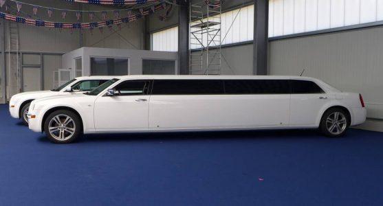 Stretchlimousine Stuttgart Chrysler 02